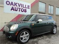 2009 MINI Cooper Hardtop MANUAL SAFETY WARRANTY INCL