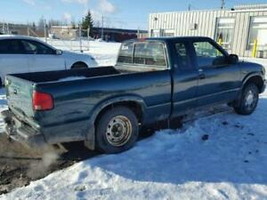 parting out 2002 gmc sonoma