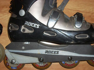 ROCES ROLLER BLADES ////TOYS COLLECTIBLES ETC