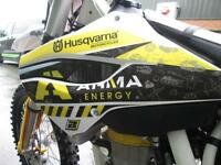 HUSQVARNA FC 450 2015 PX TO CLEAR OFFROAD MOTOCROSS @ RPM OFFROAD LTD