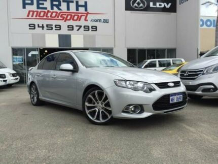 2012 Ford Falcon FG MK2 XR6T Limited Edition Lightning Strike 6 Speed Manual Sedan Beckenham Gosnells Area Preview