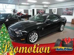 Ford Mustang Decapotable 2010 Convertible-Cuir-V6-Magnaflow