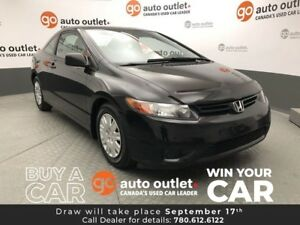 2007 Honda Civic Cpe DX