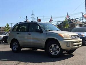 2002 Toyota RAV4/AUTO/AC/4X4/4CYL/MAGS/CRUISE/GROUP ELECT!!!