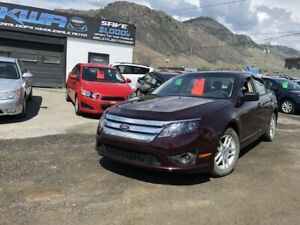 2011 Ford Fusion S LOW KMS