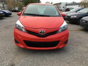 2014 Toyota Yaris LE ONLY 53000 KMS MINT