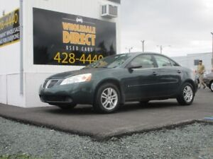 2006 Pontiac G6 AUTOMATIC 2.4L COLD AC, POWER GROUP
