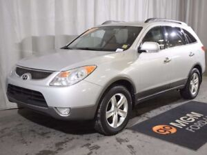 2007 Hyundai Veracruz Limited 4dr All-wheel Drive