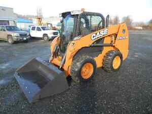 2012 CASE SR250 MINI SKID STEER