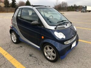 2005 Smart Fortwo Convertible low mileage convertible