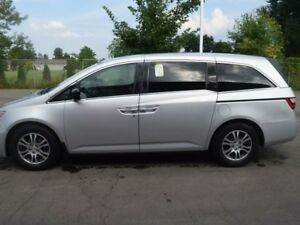 2013 Honda Odyssey EX-L W/ REAR ENTERTAINMENT