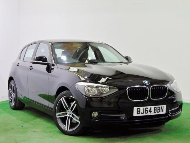 SUBURB BMW 1 SERIES 116I SPORT TURBO + 1 OWNER + LOW MILEAGE