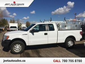 2012 Ford F-150 4X4 5.0L 6.6Ft BOX/TOOL BOXES GAS Edmonton Edmonton Area image 2