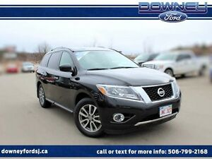 2015 Nissan Pathfinder SV 4X4 HEATED POWER SEATS BACKUP CAMERA
