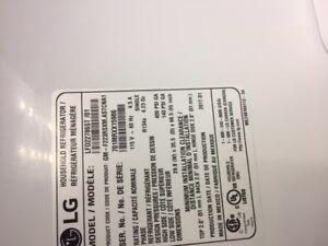 LG LFD22786ST French Door Refrigerator