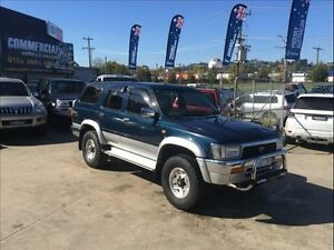 1994 Toyota Hilux SURF SSR-X LIMITED 4 Speed Automatic Wagon Lilydale Yarra Ranges Preview