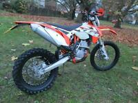 KTM 250 EXC-F 15 ENDURO TRAIL BIKE