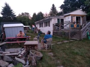 Seasonal Mobile Home Bayfort Campground Midland ON