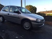 Vauxhall Corsa 1.0 1999, Low Millage 56k, £550 ONO
