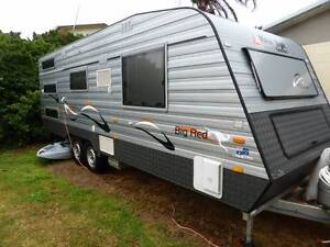 New Age Caravan North Beach Copper Coast Preview