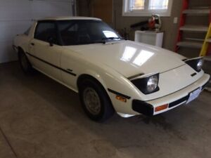 1980 Mazda RX7  (one owner) Classic