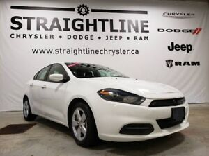 2016 Dodge Dart SXT-LOW KM, Local Trade, Clean Carproof.