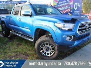 2016 Toyota Tacoma LTD/LIFT/TIRES/BROWNINTERIOR