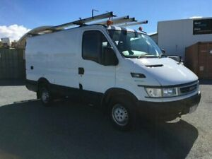 2005 Iveco Daily 35S14 SWB/Low White 5 Speed Manual Van Currumbin Waters Gold Coast South Preview