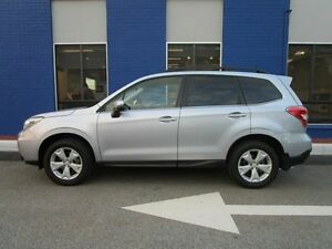 2013 Subaru Forester S4 MY13 2.5i Lineartronic AWD Silver 6 Speed Constant Variable Wagon Welshpool Canning Area Preview