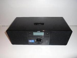 JVC AM-FM CD MUSIC SYSTEM