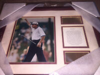 *New* Golf Memorabilia. David Duval. Nick Price.
