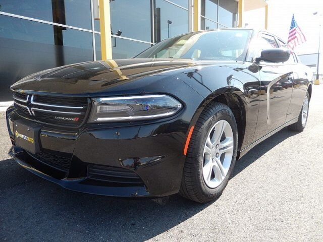 Image 1 of Dodge: Charger SE Black…