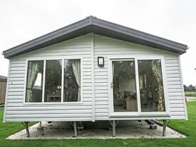 Skegness Luxury Lodge 2 bedroom for sale. near ingoldmels.
