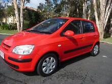 2004 Hyundai Getz Hatch, VERY LONG REGO & VERY LOW K's Southport Gold Coast City Preview
