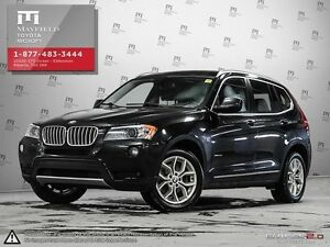 2013 BMW X3 xDrive28i All-wheel Drive (AWD)