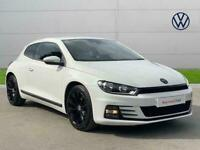 2016 Volkswagen Scirocco 2.0 Tsi 180 Bluemotion Tech Gt 3Dr Coupe Petrol Manual