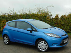 FORD FIESTA 1.2 STYLE 3d (blue) 2009