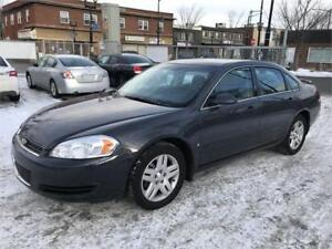 2008 Chevrolet Impala LT FlexFuel, Automatic, Clean CarProof