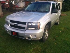 2009 Chevrolet Trailblazer - Inspected with nice winter tires!
