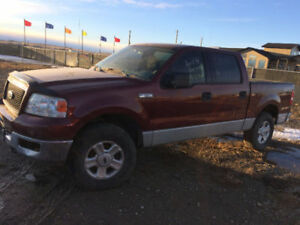 2004 Ford F-150 Pickup Truck for Parts only