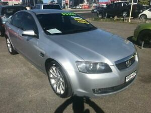 2008 Holden Calais VE MY08.5 V Silver Sports Automatic Sedan Lansvale Liverpool Area Preview