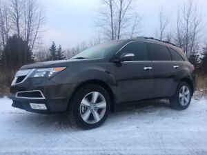 Acura MDX Traction intégrale 4 portes groupe techn