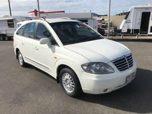 2012 Ssangyong Stavic Sv270 Wagon Bungalow Cairns City Preview