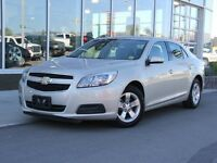 2013 Chevrolet Malibu Certified | Bluetooth | 2.5L Engine | Grea Kamloops British Columbia Preview