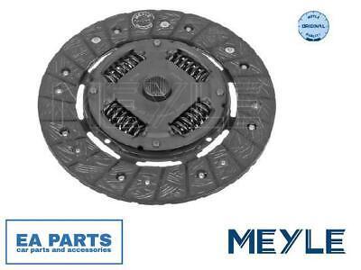 Clutch Disc for VW MEYLE 117 228 2800