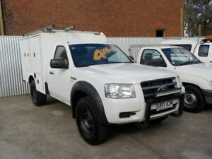2008 Ford Ranger PJ XL 5 Speed Manual Cab Chassis Pooraka Salisbury Area Preview