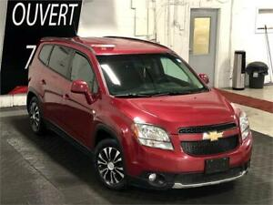 2012 CHEVROLET ORLANDO *4 CYLINDRE*7 PLACE*BLUETOOTH*AUTOMATIQUE
