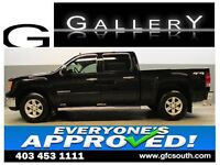 2012 GMC SIERRA SLE CREW 4X4 *EVERYONE APPROVED* $0 DOWN $169/BW