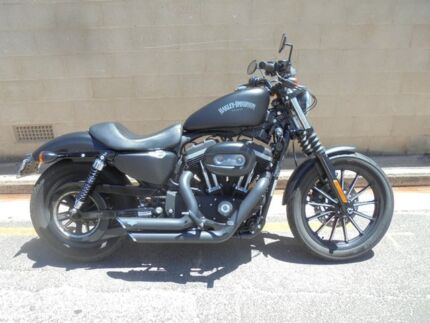 2013 Harley-Davidson IRON 883 (XL883N) Road Bike 883cc Adelaide CBD Adelaide City Preview