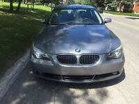 2004 BMW 5-Series cuir Berline